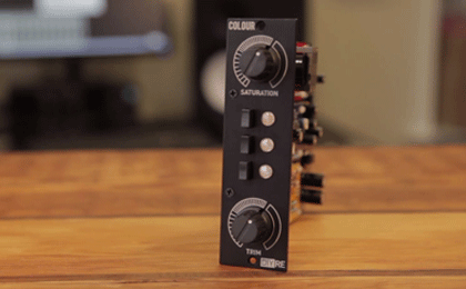 DIYRE Colour - New format for analog audio gear