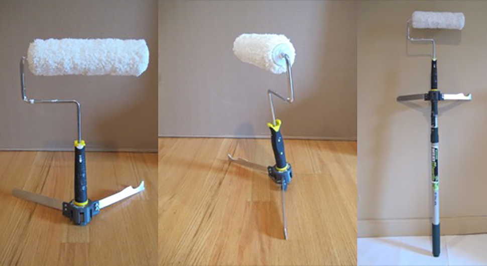 Photo of Roller Buddy different angles/uses