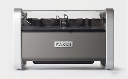 The Wazer Water Jet Cutter