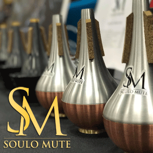 Soulo Mute - innovative trumpet and trombone mutes