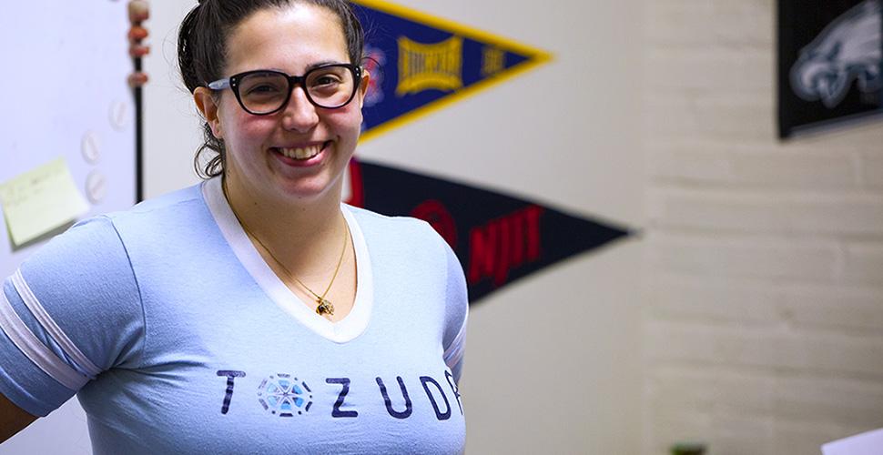 Jessie Garcia, Founder/CEO of Tozuda