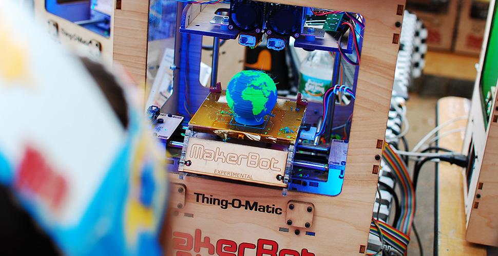 NextFab maker bot project