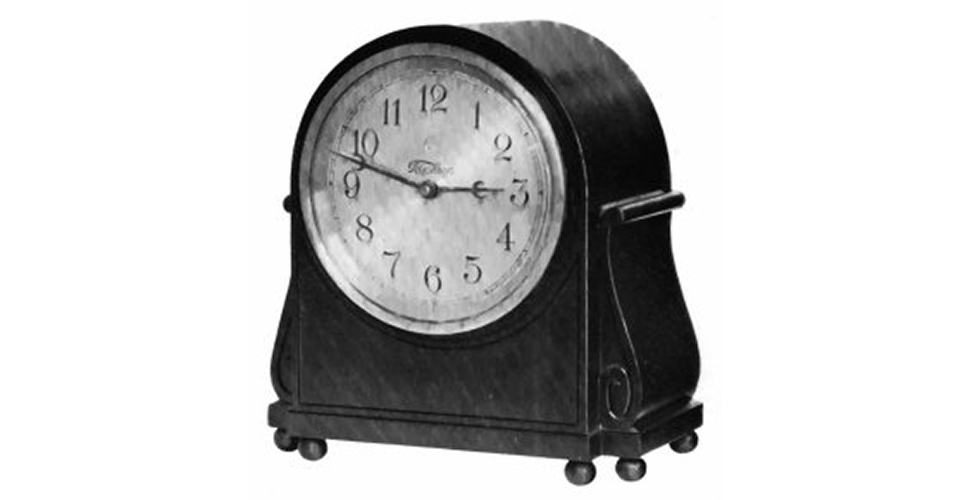 Original Telechron, Queen Anne 505 clock