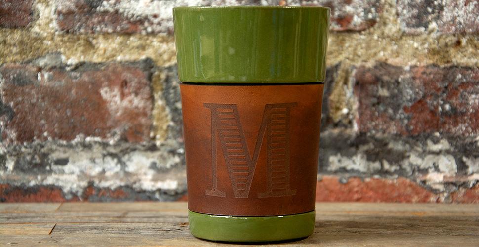 Mark Brandon Ceramic Cup