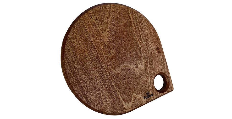 Padouk Crafts - Wooden cutting board