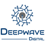 Deep Wave Digital Logo