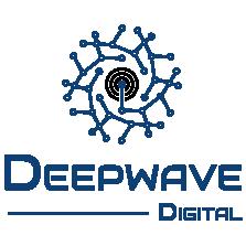 Deep Wave Digital Logo