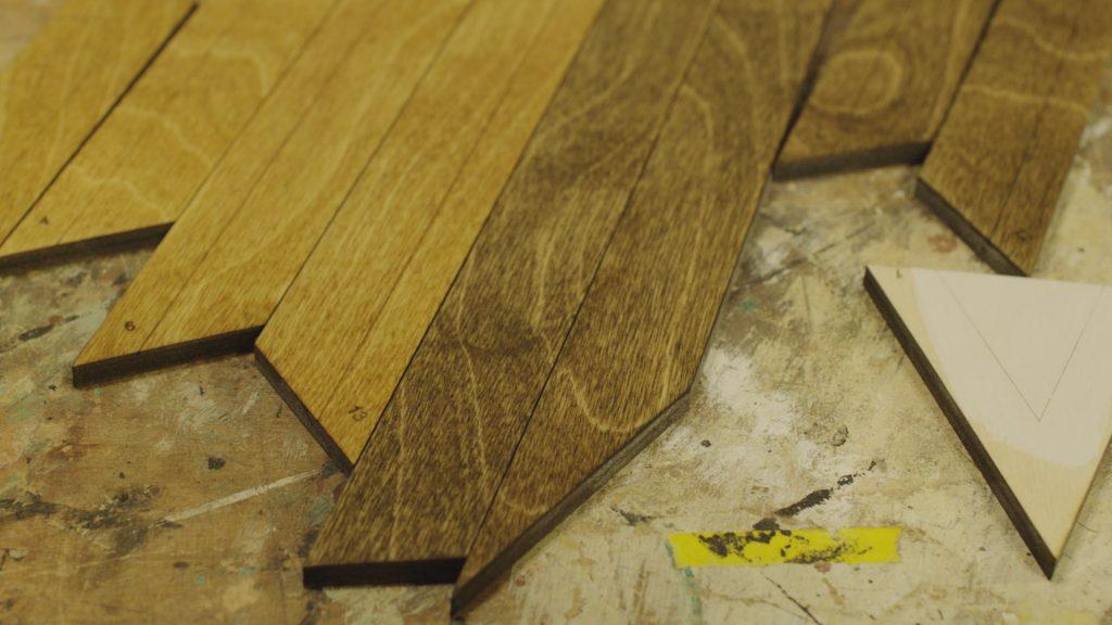 Mel Sage - wood