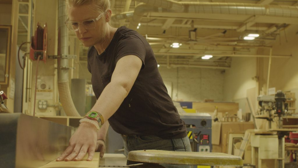 Mel Sage - woodworking