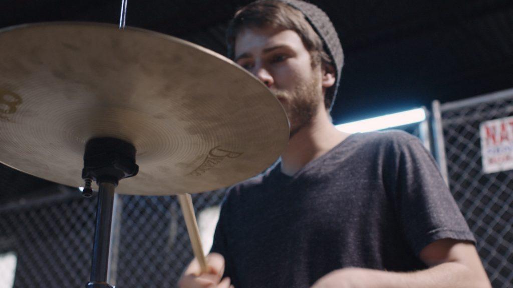 Ethan Feinstein - drumming