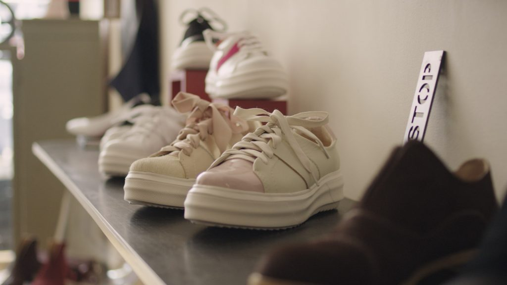 Elena Brennan - shoes