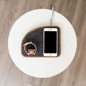 Loma Living - Home Goods, Wireless charging/docking stations