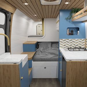 Vanshee Builds - Custom and pre-built van conversions