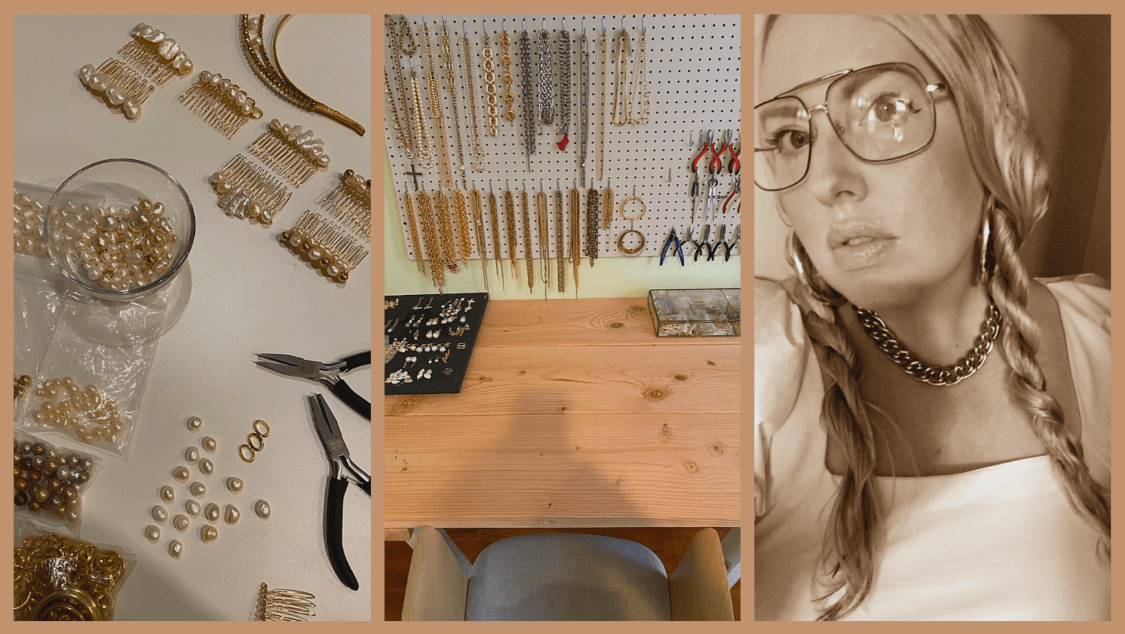 Adrienne Manno of Feast Jewelry