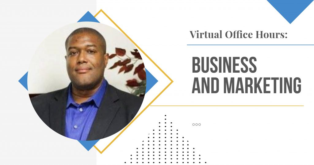 Virtual Office Hours - Dan Young