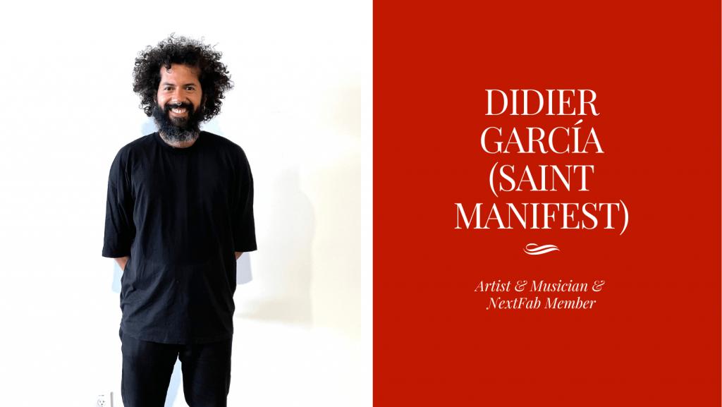 Didier García (Saint Manifest)