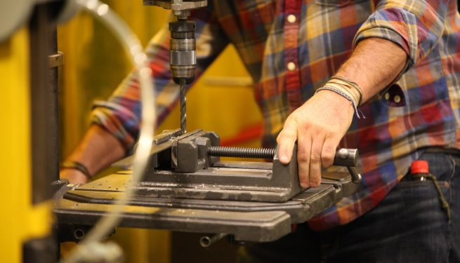 Benefits of Metalworking